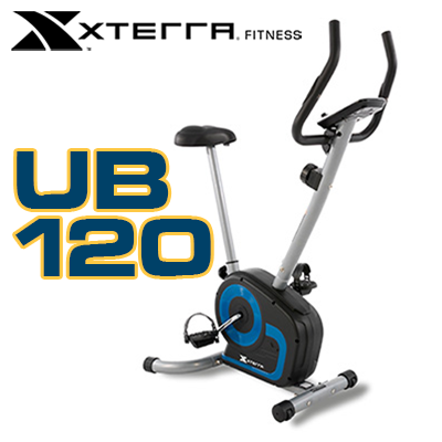 Xterra Fitness UB120 Upright Cycle Manual link