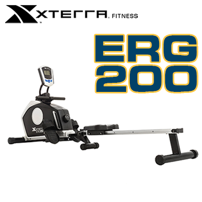 Xterra Fitness ERG200 Rower Manual link