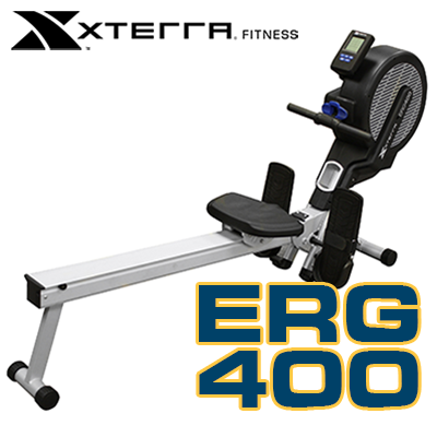 Xterra Fitness ERG400 Rower Manual link
