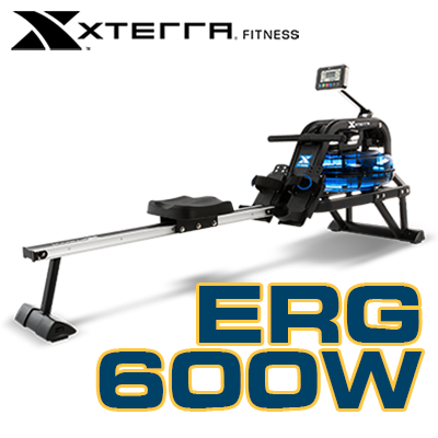Xterra Fitness ERG600W Water Rowing Machine Manual link